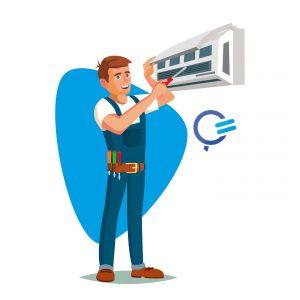 Çözüm Teknik klima arıza servisi