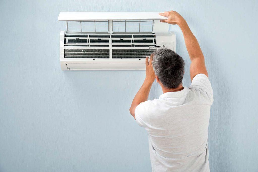 klima fitre temizliği